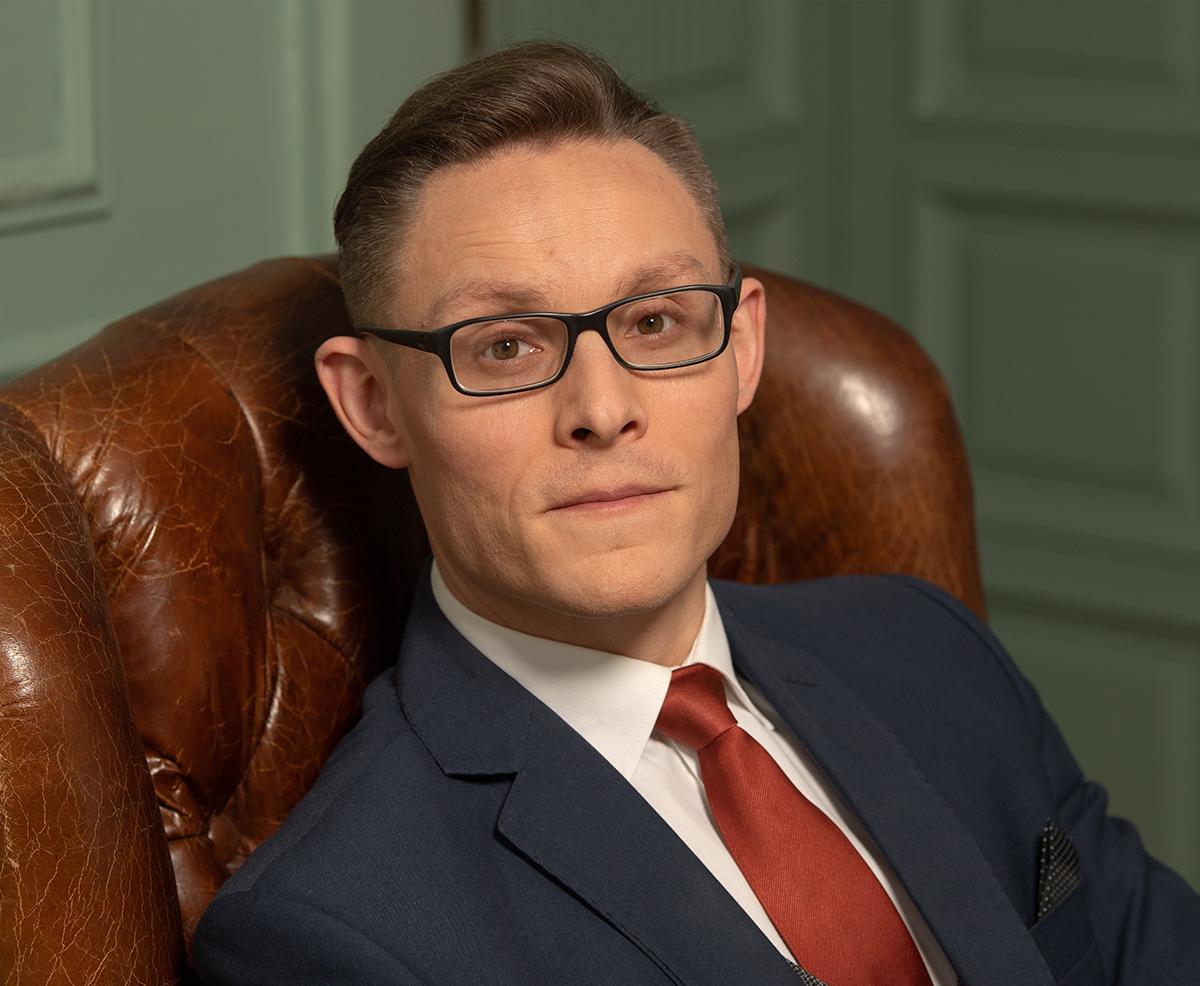 Damian Mądry Radca Prawny
